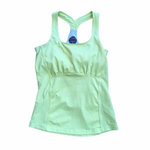 Bolle Tank Top with Built-in Bra Size Small